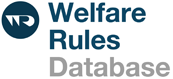 Welfare Rules Database