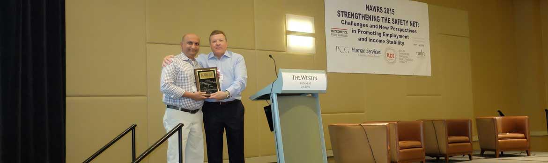 NAWRS Conference Award Presentation