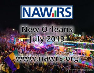 NAWRS New Orleans July 2019 www.nawrs.org